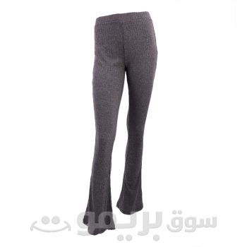 Gray pants with a stretch fabric from OVS