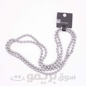 Women's Gray pearl necklace From OVS